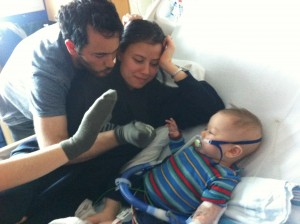 Puppet Show - Day 1 in the PICU
